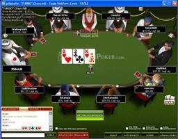 kvinne søker par kles poker